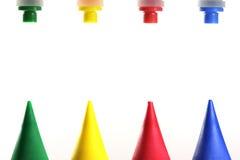 颜色主要 免版税库存图片