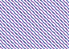 颜色之字形线样式 免版税库存照片