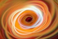 颜色光波艺术 被弄脏的作用背景 摘要创造性的图形设计 向量例证