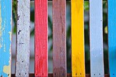 颜色区别  免版税库存图片
