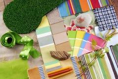 颜色和谐 免版税库存照片