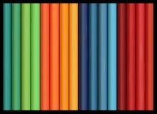 颜色垂直 免版税库存照片