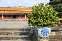 颜色城堡,越南 免版税图库摄影