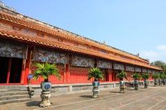 颜色城堡,越南 库存照片