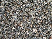 颜色岩石 免版税库存照片
