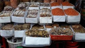 颜色市场越南 免版税库存图片