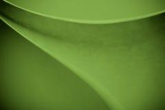 颜色弯曲的绿色模式图象色调 库存照片