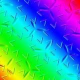 颜色抽象背景 免版税库存照片
