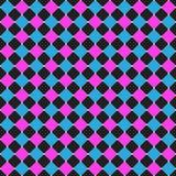 颜色无缝的样式 免版税图库摄影