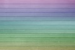 颜色木纹理样式 免版税库存图片