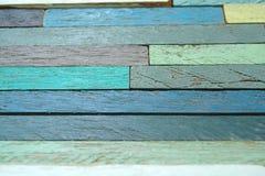 颜色木头纹理 免版税图库摄影
