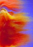 颜色条纹 免版税库存图片