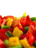 颜色格式化健康  免版税库存图片