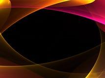 颜色框架 免版税库存照片