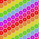颜色模式 免版税库存图片