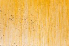 颜色油漆剥落的和裂化的纹理 生锈的墙壁被绘的纹理 图库摄影