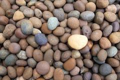 颜色石背景 免版税库存图片