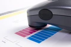 颜色管理 免版税库存照片