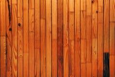 颜色结符合了自然杉木板条 库存图片
