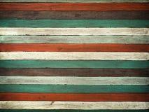 颜色老纹理木头 库存照片