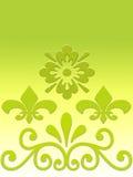 颜色设计春天 免版税库存图片
