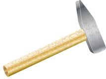 颜色锤子 库存例证
