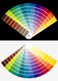 颜色 图库摄影