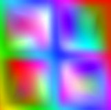 颜色5 库存图片