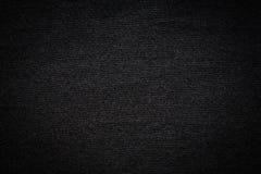 黑颜色T恤杉纹理 库存照片