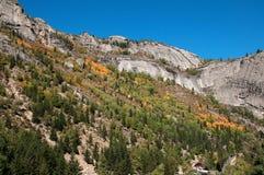 额尔齐斯大峡谷,新疆 免版税库存图片