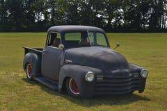 风俗1954卡车 免版税图库摄影