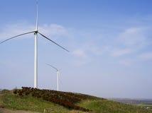 风力一代 免版税库存图片