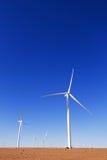 风力场 免版税库存图片
