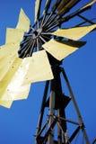 风力泵 库存图片