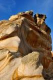 风化花岗岩在福建,中国 库存图片