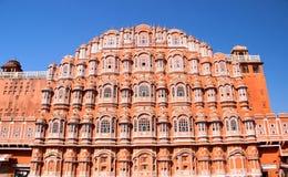 风宫殿,斋浦尔,拉贾斯坦,印度 库存图片