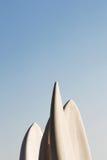 风帆冲浪的委员会 免版税库存图片