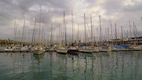 风帆在港口 股票录像