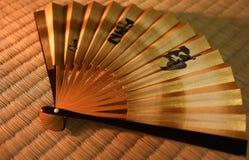 风扇日语 图库摄影