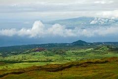 风景亚速尔群岛 库存图片