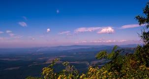 风景从奇迹视图监视的普马兰加省南非 图库摄影