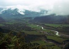 风景印度 免版税库存照片