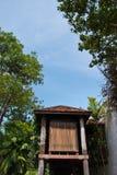 风景和自然在泰国的东部 免版税图库摄影