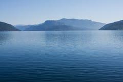 风景在挪威 免版税库存图片