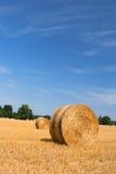 风景在法国欧特维埃纳 免版税库存照片