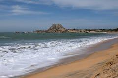 风景在Yala国家公园在斯里兰卡 图库摄影
