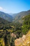 风景智利 库存照片