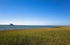 风景海岸线 库存图片