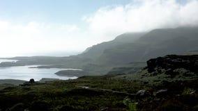 风景海岸苏格兰HD 股票视频