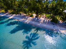 风景海滩泰国 库存照片